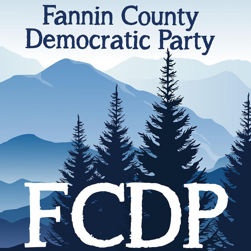 FCDP April Meeting
