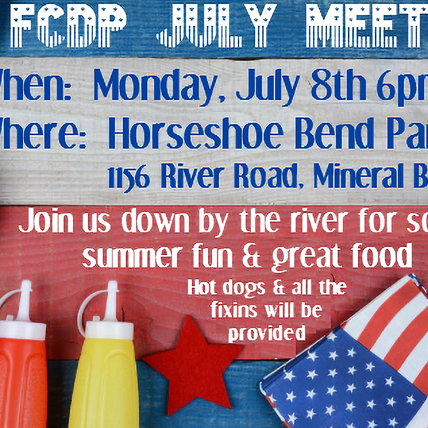 FCDP July Meeting