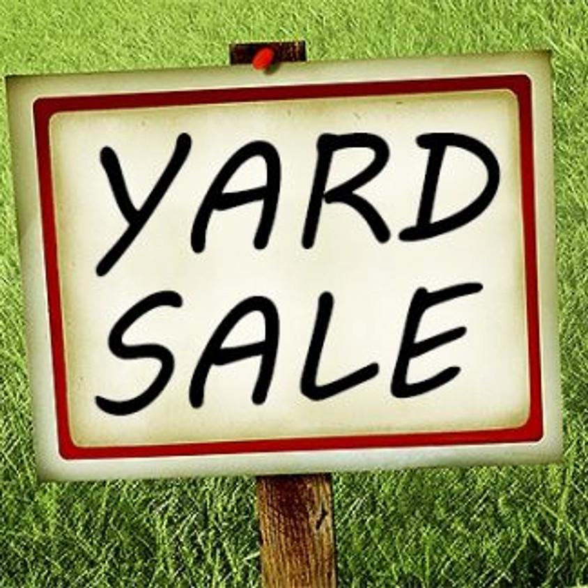 FCDP/FCDW Annual Yard Sale 10/24-10/26