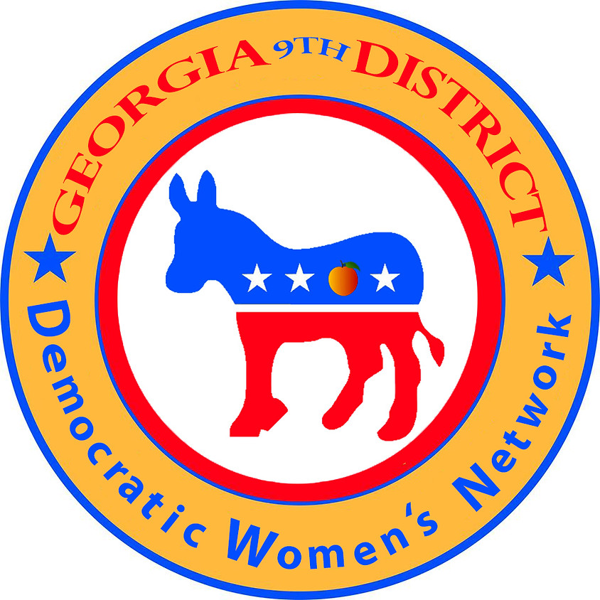Happy Days are Here Again! - 9th  District Dem Women's Network Meeting