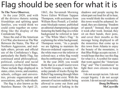 Doug DeMoura The News Observer August 12, 2020