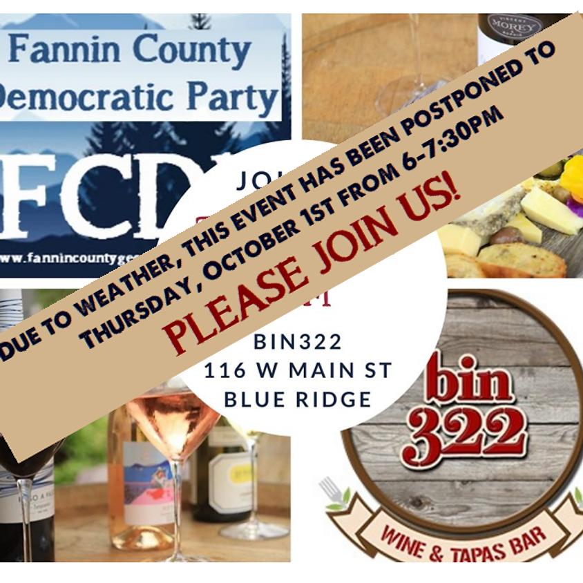 FCDP Outdoor Gathering at Bin 322