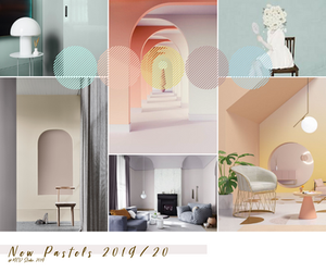New pastels are the new neutrals