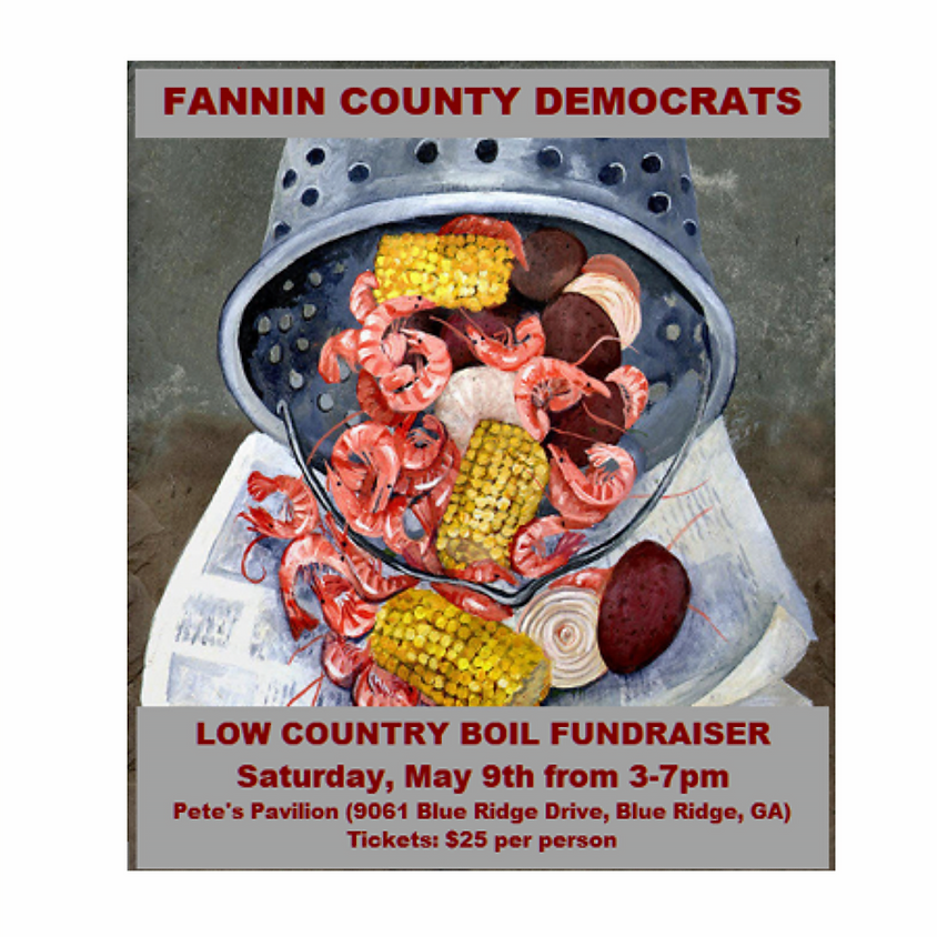 Low Country Boil Fundraiser