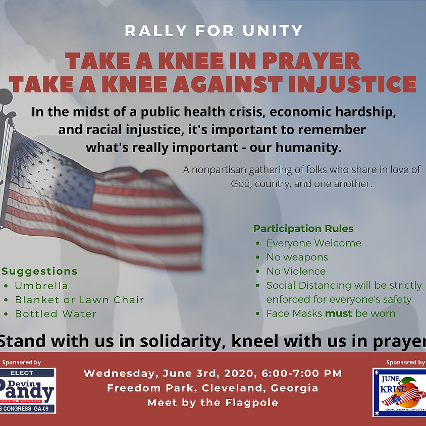 Rally for Unity