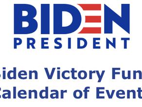 October 2020 Biden-Harris Online Events
