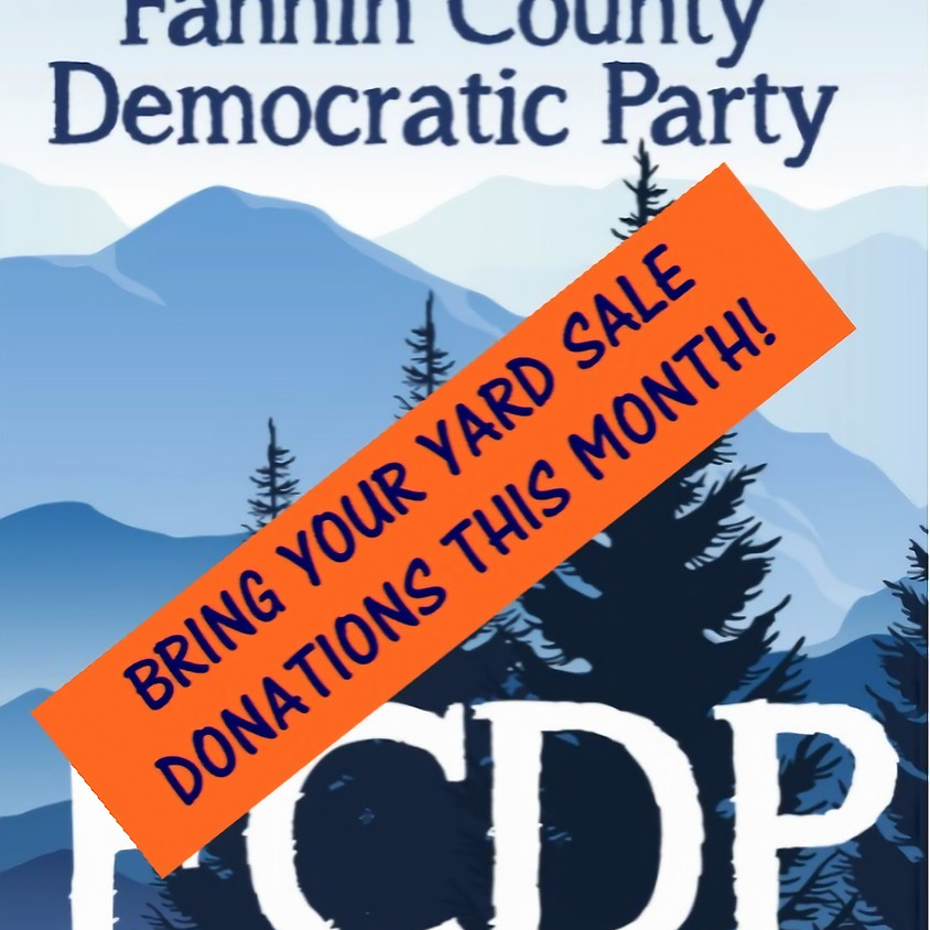 February 2020 FCDP Monthly Meeting