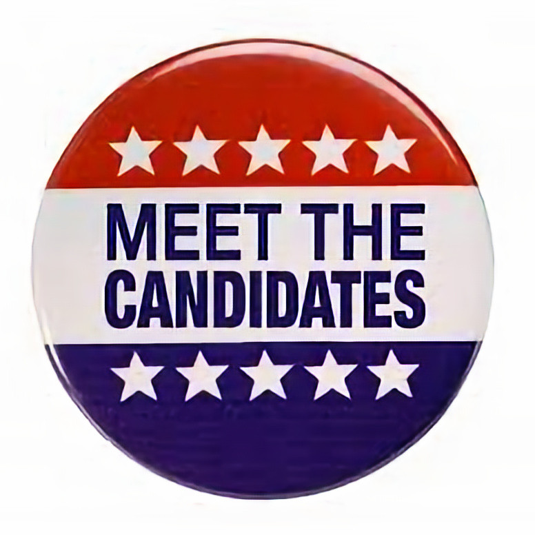 9th District Candidate Meet and Greet Week