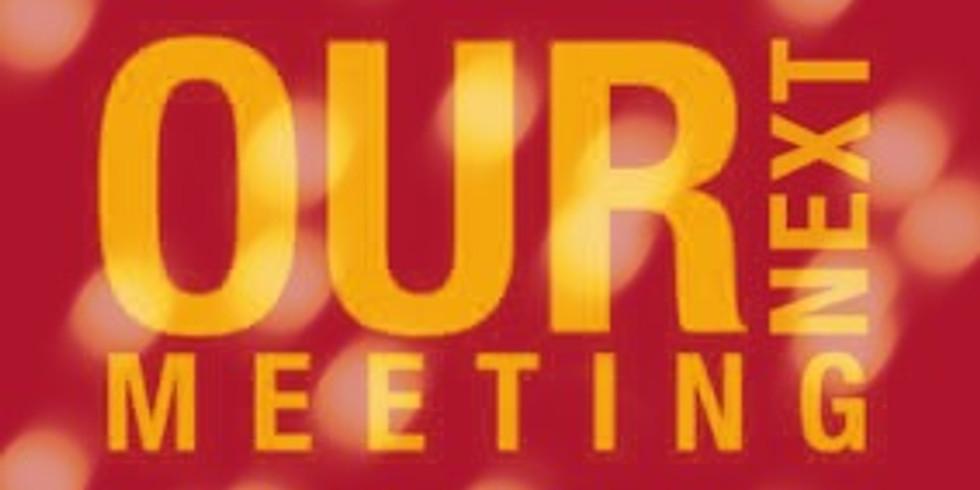 GA9DDWN Post Election Virtual Meeting/Brunch
