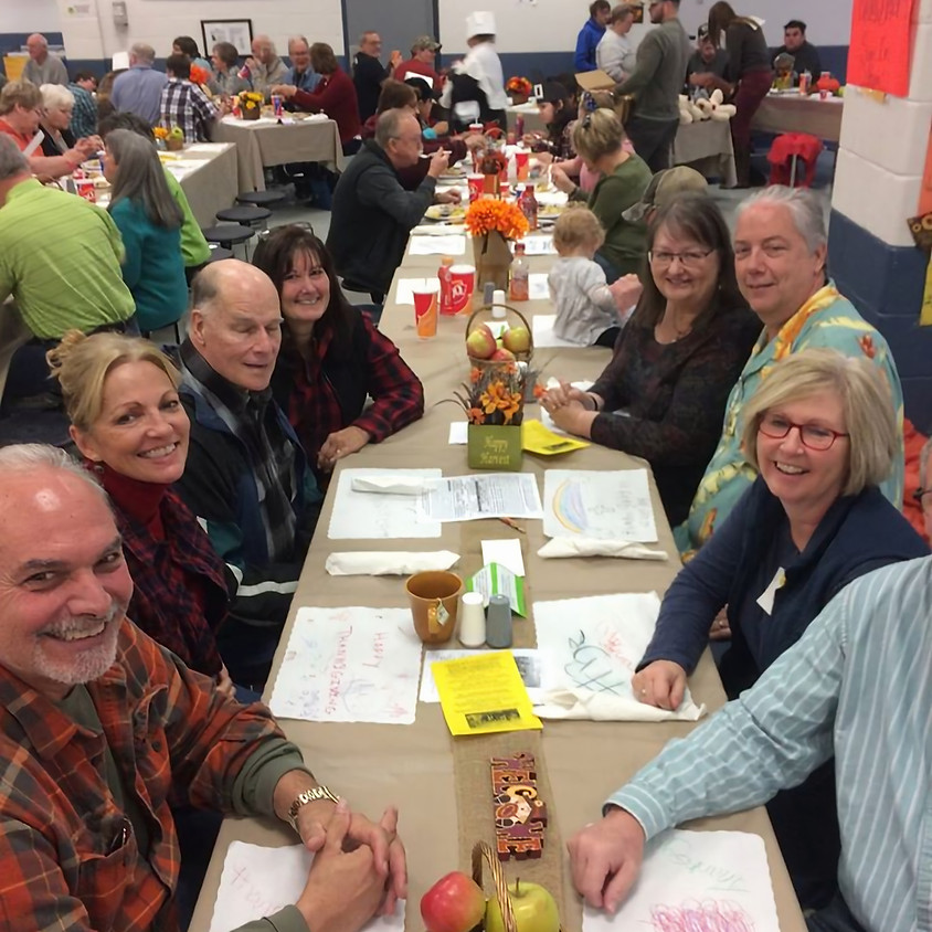 Volunteers Needed for Good Samaritans of Fannin County Annual Community Thanksgiving Weekend Events
