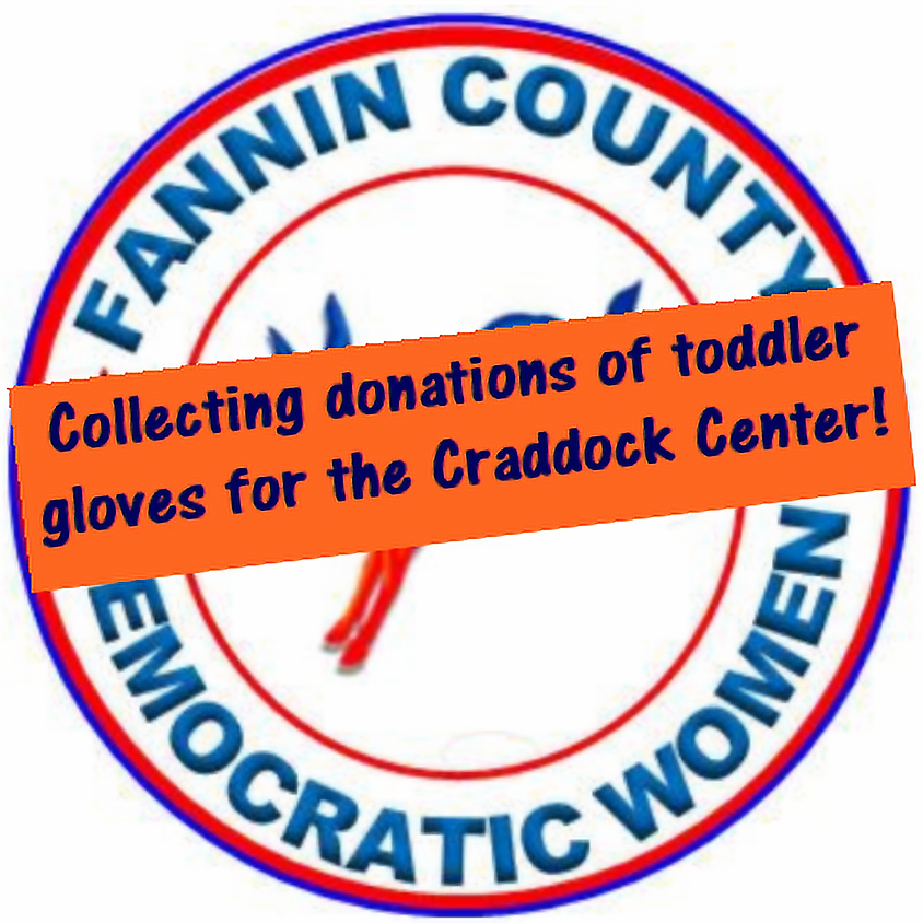 January Fannin County Democratic Women's Meeting