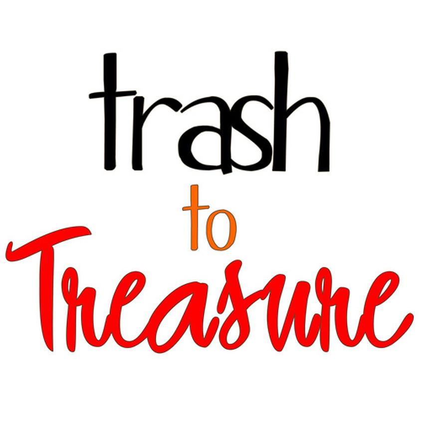 Trash to Treasure Yard and Craft Sale Fundraiser