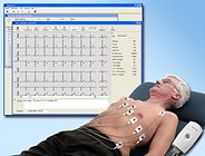 PC-based rest ECG 12 channel