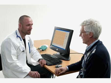 Har du EKG apparat fra før 2010? Viktig melding.
