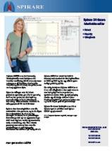 Spirare 24 timers blodtrykk ABPM brosjyre