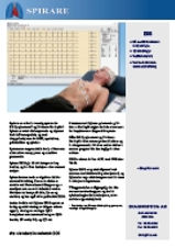 Spirare EKG brosjyre