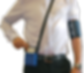 24-timmars blodtryck monitor och manschett