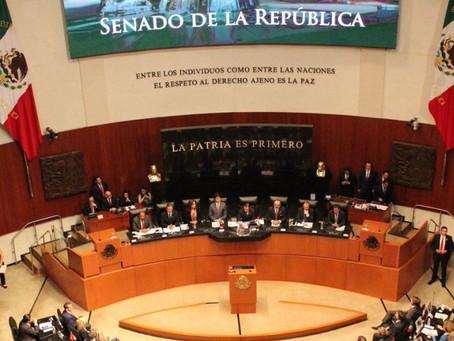 Iniciativa de reforma al artículo 108 CPEUM
