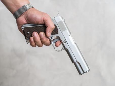 Jurisprudencia relativa al delito de posesión de armas de fuego