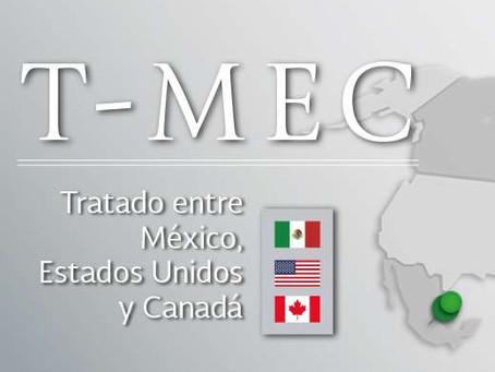 Reformas y adiciones al Código Penal Federal en el marco de la entrada en vigor del nuevo T-MEC