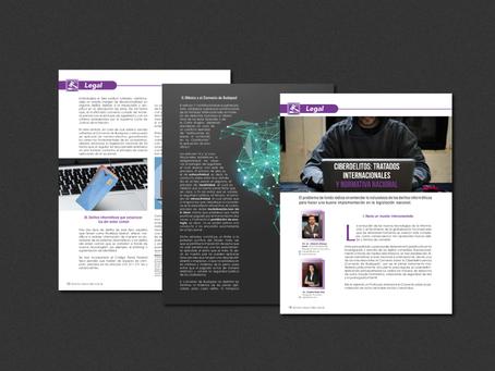 Artículo: Ciberdelitos: tratadosinternacionales y normativa nacional