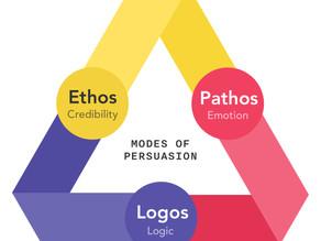 Teaching Ethos, Pathos, Logos in Persuasive Writing