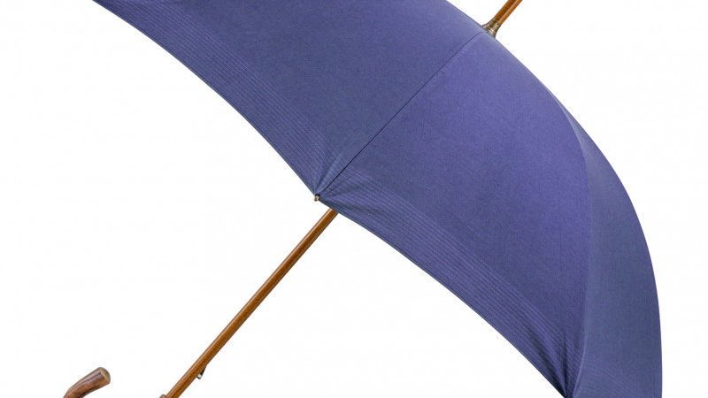 Parapluie Tradition Aurillac Homme Bleu