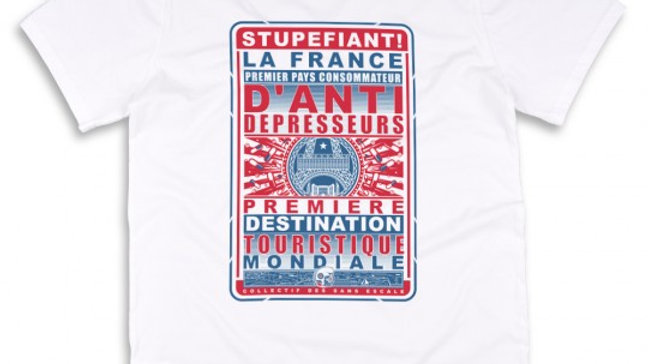 T-Shirt Tourisme