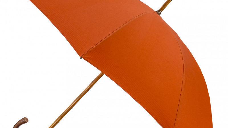 Parapluie Tradition Aurillac Homme Orange