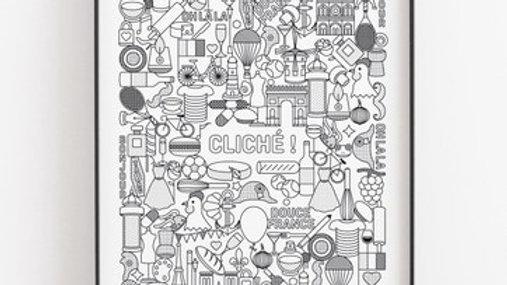 Affiche - Douce France