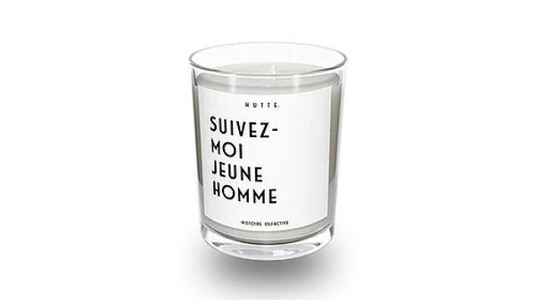 Bougie Suivez-Moi Jeune Homme