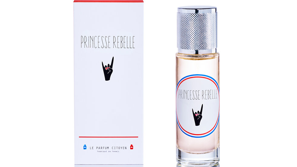 Parfum - Princesse Rebelle - Pour Elle