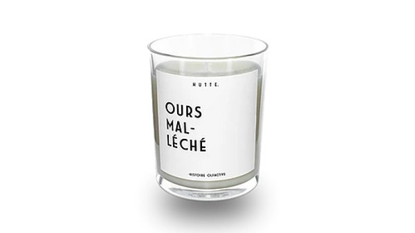 Bougie Ours Mal-Léché