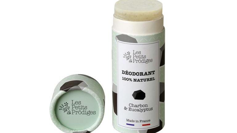 Déodorant Charbon & Eucalyptus