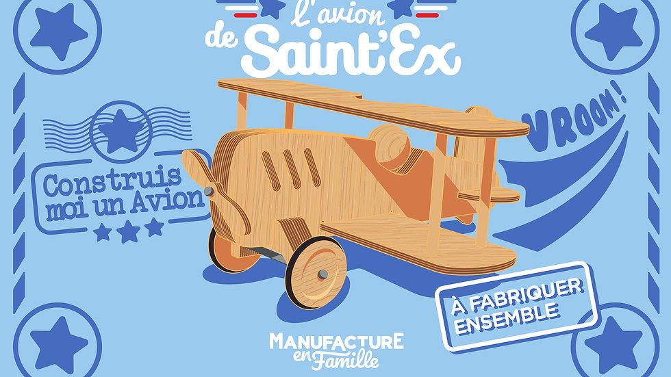 L'avion de Saint'Ex