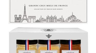 Coffret Grands Crus Miels de France