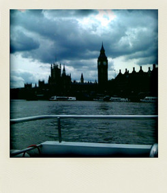 Big Ben from Thames