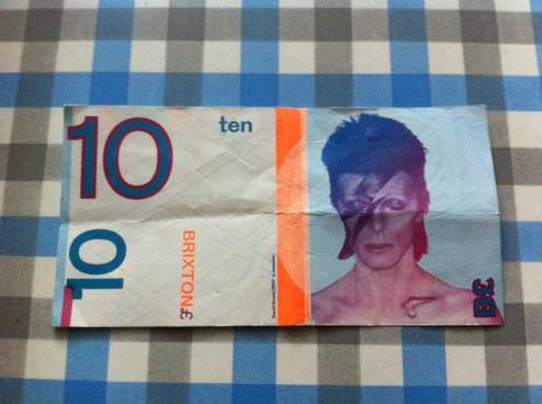 David Bowie Note