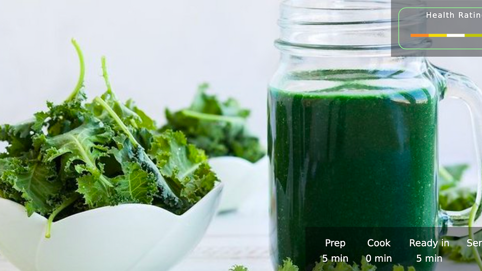 Detox - Liquids and Salads - 7 Day Meal Plan