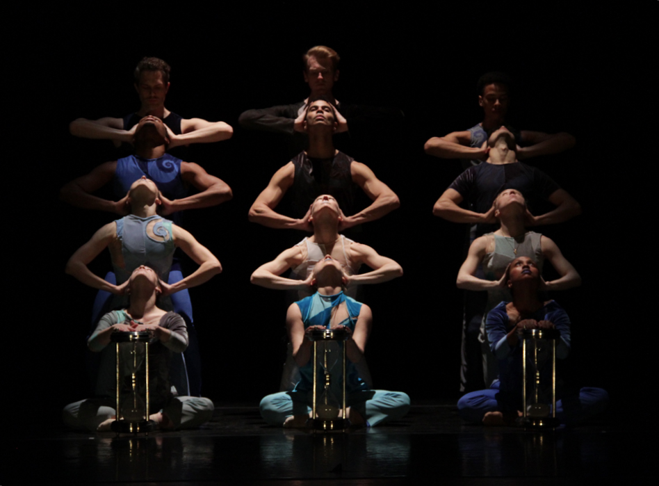 "Ballet Memphis in ""Elapse"""