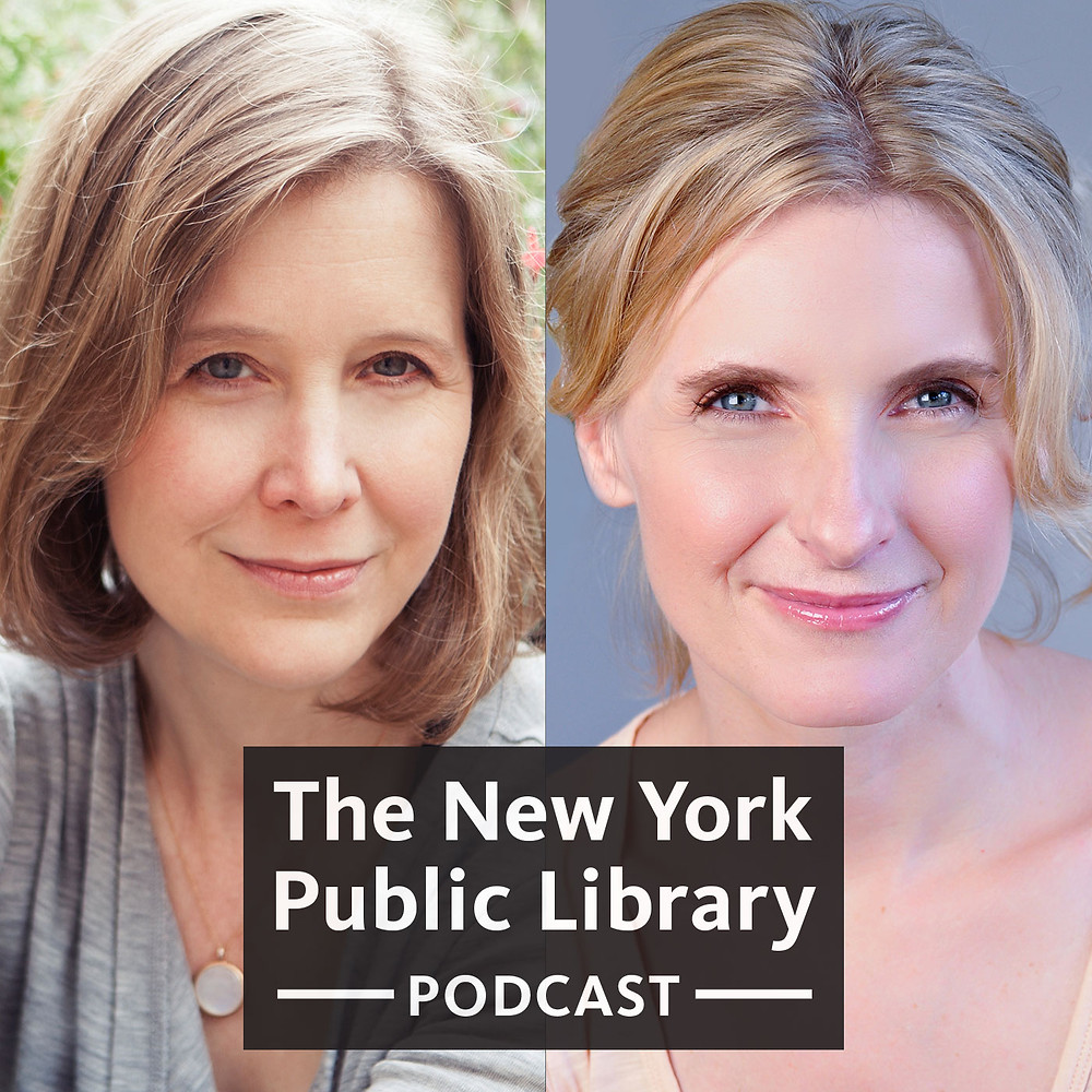 Ann Patchett and Elizabeth Gilbert in conversation at the NYPL>