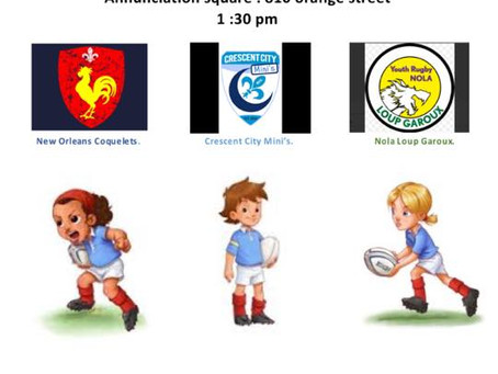 March 6th Youth Matches