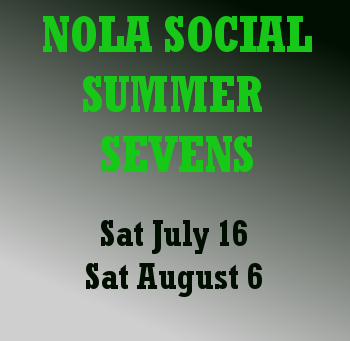 Local Summer Sevens in New Orleans