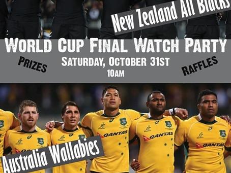 World Cup Final Watch Party - Irish House 10AM