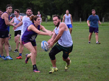 Summer Touch Rugby - Adult