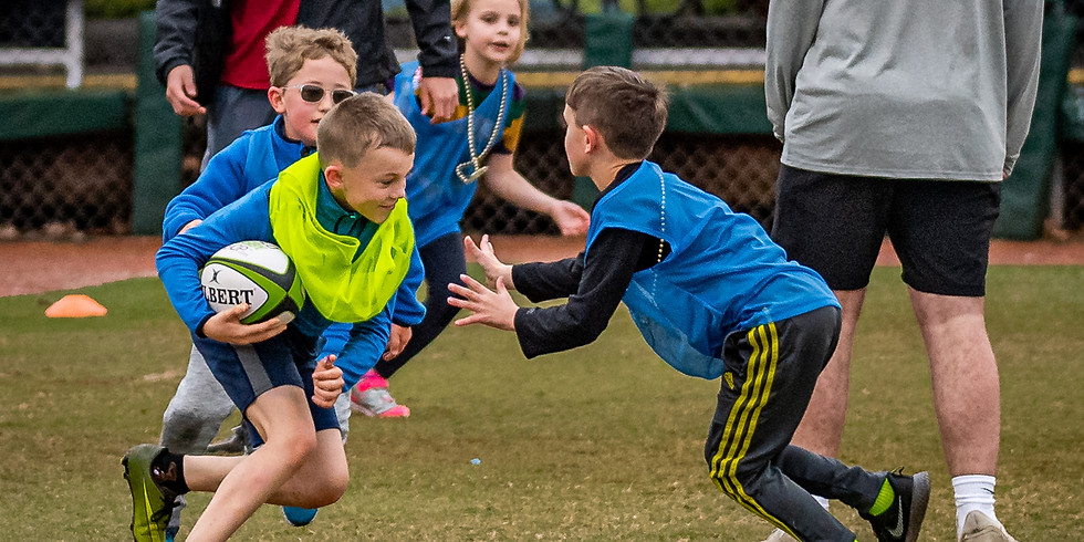 Pard Playground, Marrero Gold Youth Rugby Sessions: Nov 16 - Dec 14
