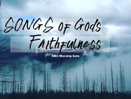 Songs of God's Faithfulness