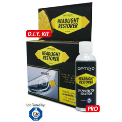 Headlight Restorer