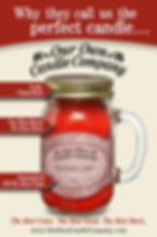 Quality inexpensive value mason jar candles