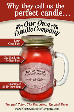 Quality inexpensive value mason jar candles